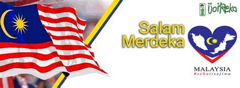 design banner kemerdekaan selamat menyambut hari kemerdekaan 2016