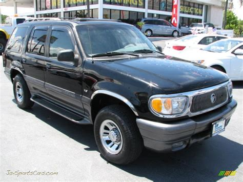 auto air conditioning service 1999 mercury mountaineer electronic toll collection 1999 mercury mountaineer 4wd in black j08131 jax sports cars cars for sale in florida