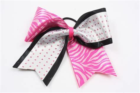 cheer bow ideas