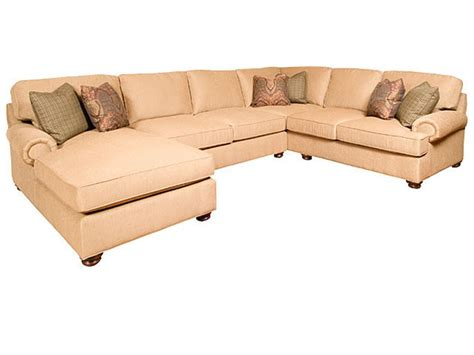king hickory henson sofa king hickory henson fabric sectional 6000 sect