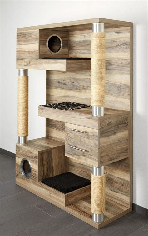 modern cat tree what s hot modern cat trees by catframe styletails