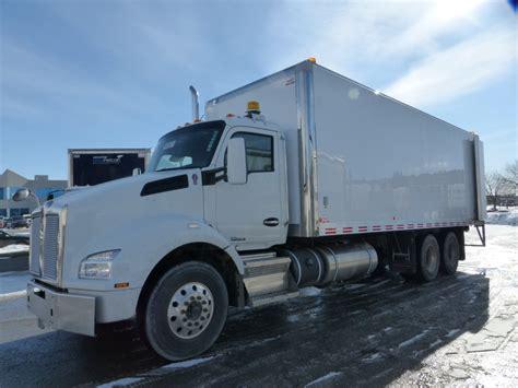 kenworth body 26 arctik truck body on kenworth t880 transit