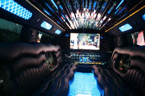 limousine lamborghini inside today s limo services a myriad of special features