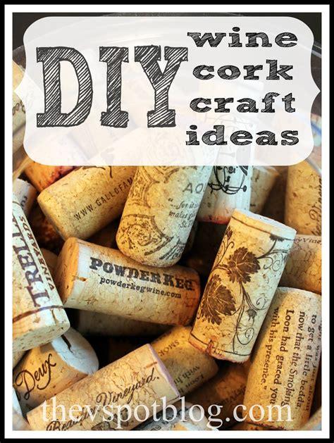 cork crafts wine corck crafts