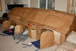 search results cardboard fort