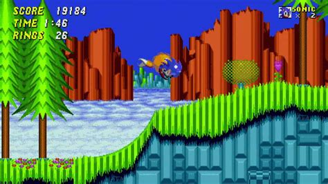 Zone 2 In 1 Top By Anfashion by Sonic The Hedgehog 2 Hd Ios Android 05 Hill Top