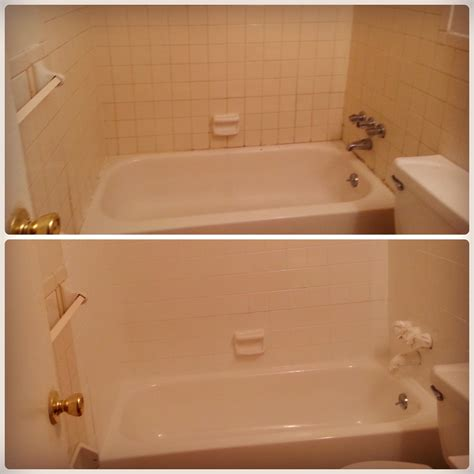 how to refinish your bathtub yourself how to clean a refinished bathtub 28 images refinish