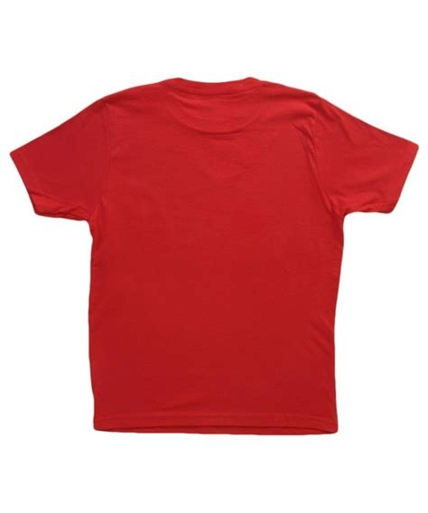 t shirt next level red boys t shirt