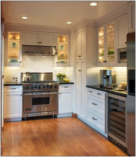 inside kitchen cabinet lighting under cabinet lighting for a magical touch in your kitchen
