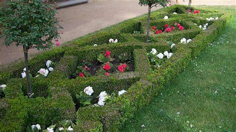 knotengarten beispiele knotengarten aus buchsbaum heckenparterre eine form des