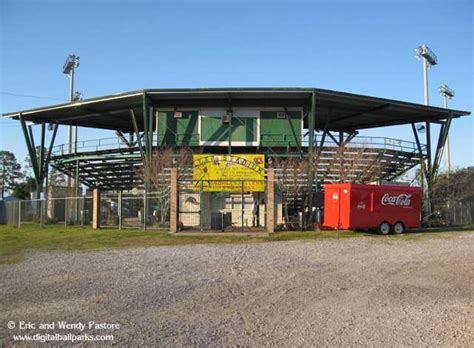 Welcome House Crowley La miller stadium crowley louisiana former home of the