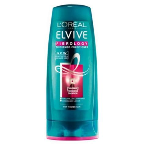 Loreal Conditioner loreal elvive fibrology thickening conditioner 250ml
