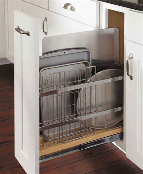 cookie sheet storage cabinet best 25 cutting board storage ideas on small