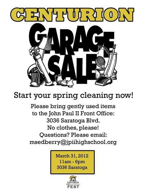 free garage sale flyers printable garage sale flyers garage sale flyer template