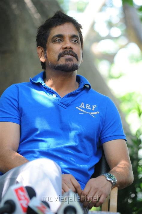 nagarjuna tattoo pic nagarjuna akkineni telugu cinema interview telugu film
