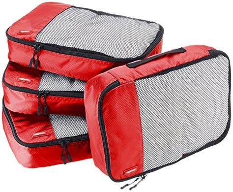 Amazonbasics Four by Amazonbasics 4 Packing Cube Set Medium 11street Malaysia Travel Accessories
