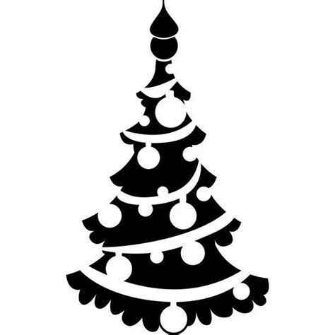 christmas tree 18 in stencil tree stencil 02 by crafty stencils