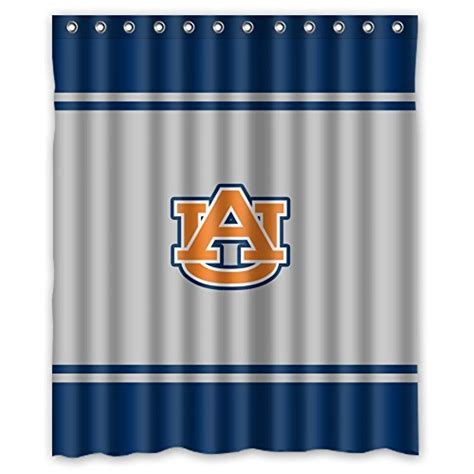 auburn tigers shower curtains compare