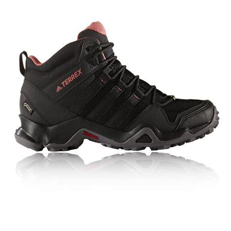 black waterproof shoes adidas terrex ax2r mid womens black waterproof tex
