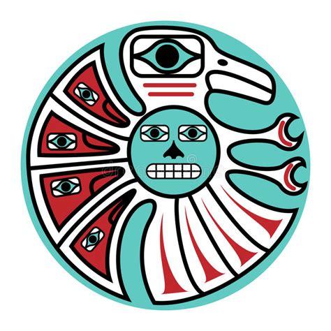 pacific northwest design royalty free stock photos image pacific northwest design stock vector image of haida