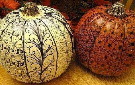 creative ways to decorate your halloween pumpkins just