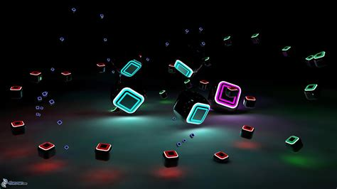 imagenes abstractas full hd 1080p cubos abstractos