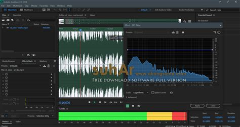 adobe audition full version with crack adobe audition cc 2018 full activation patch suhar