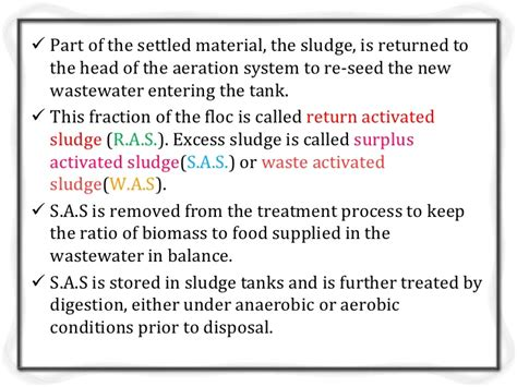 design criteria for activated sludge process design criteria for waste water treatment