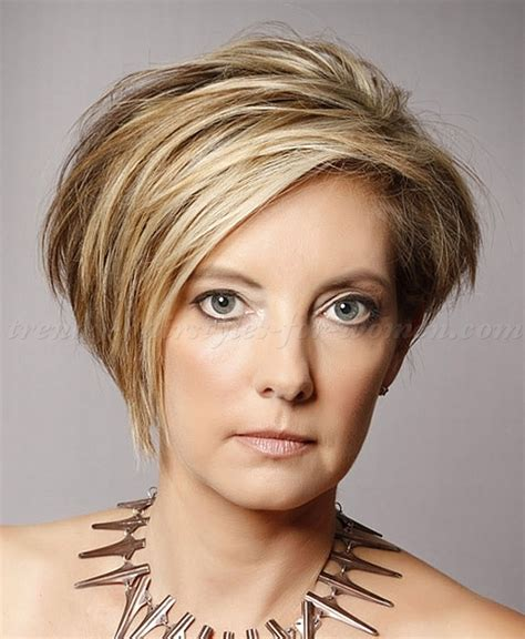 short haircuts with minimum care asymmetrical short hairstyle hairstyles for women over