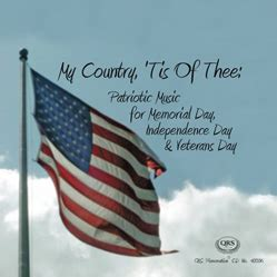 solo cds my country tis of thee patriotic music for