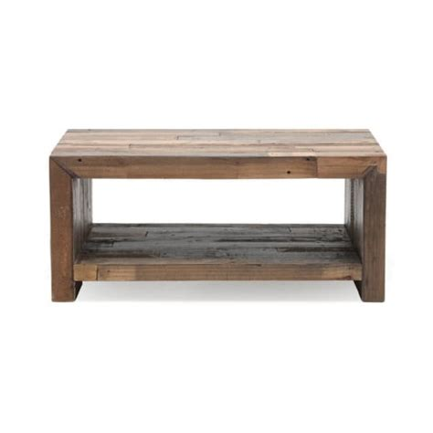 Buy Small Coffee Table Buy Industrial Small Coffee Table Recycled Plank Living Furniture