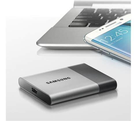 Samsung Ssd T3 250gb buy samsung t3 external ssd 250 gb silver free