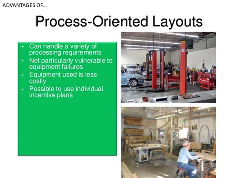 process oriented layout adalah process oriented layout