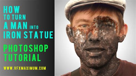 how to turn your man on in the bedroom how to turn a man into rusted iron statue photoshop