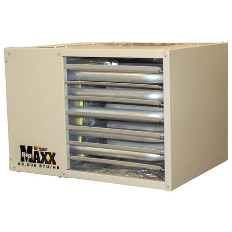 Garage Unit Heater Mr Heater 174 Big Maxx 80k Gas Unit Heater 624297