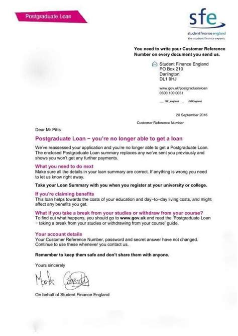 Student Finance Wales Letter loans incorrectly awarded to 68 students and later