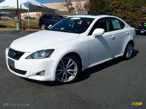 white lexus 2006 white lexus is 350 3515064 gtcarlot com
