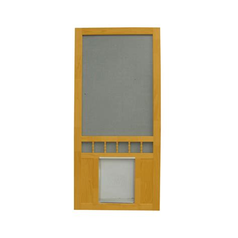 shop screen tight southport 36 in cedar naturaltone wood