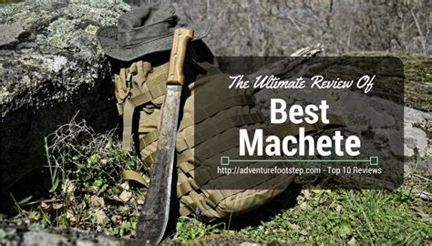 the best machete best machete top 10 best machete survival 2017 reviews