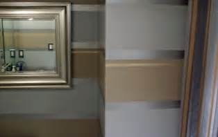 striped bathroom walls painted striped walls bathroom faux finishes