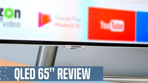 samsung qled 65 pulgadas review en espa 241 ol