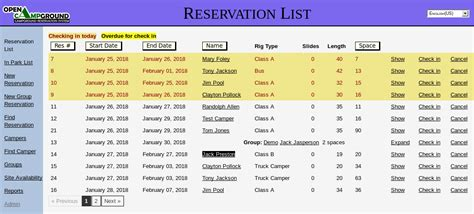 hotel reservation system template open cground cground reservation system