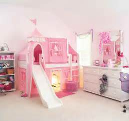 Cool loft beds for girls images 8 marvelous deluxe loft castle beds