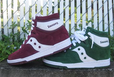 saucony basketball shoes saucony hangtime re releasing fall 2010 sneakernews
