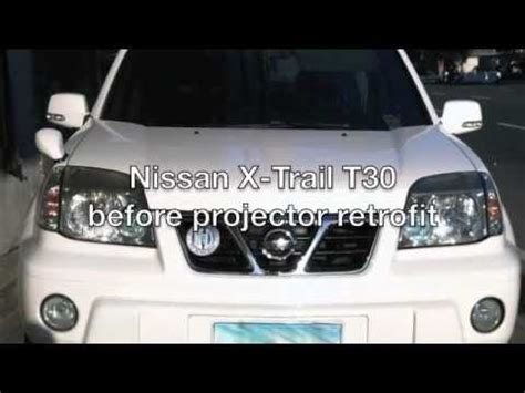 Lu Projector Nissan X Trail autos x trail autos post