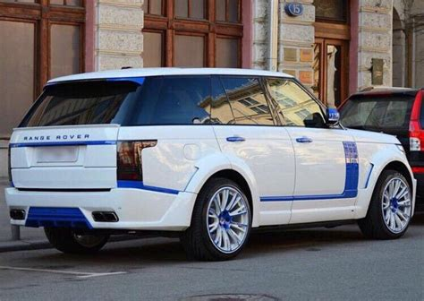 range rover blue and white 1000 ideas about white range rovers on range