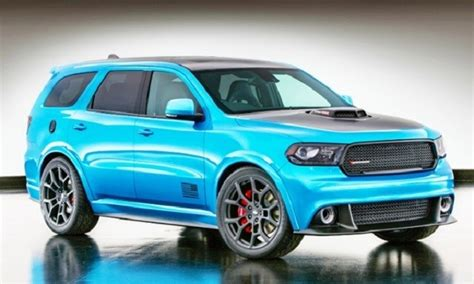 2020 dodge durango srt 2019 dodge durango srt hellcat 2019 and 2020 new suv models
