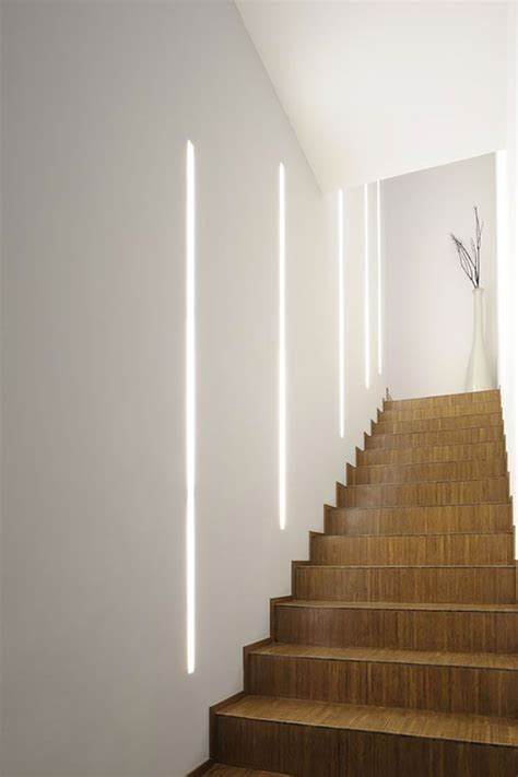 illuminazione interna a led illuminazione per scale interne 30 idee originali con