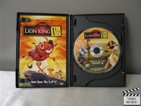 lion film collections the lion king 1 1 2 dvd 2004 2 disc set limited
