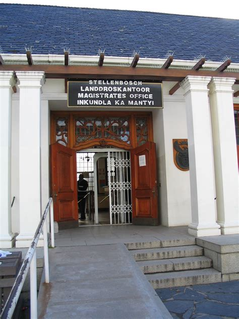 Magistrate Office by Xhosa Language